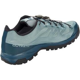 Salomon Outpath GTX - Calzado Hombre - Turquesa/Azul petróleo